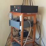 Reparación del transmisor de Radio Chipaya