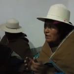 Impresiones durante el taller participativo, Ayllu Wistrullani