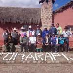 Viaje de formación en Turismo Comunitario