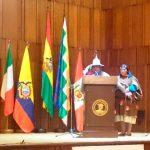 Foro sobre Turismo Patrimonial en Bolivia, Ecuador y Perú
