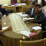 Visita a la Universidad Técnica de Oruro