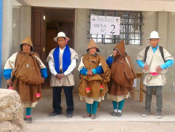 El Diario: Nación Uru Chipaya y su autogobierno indígena